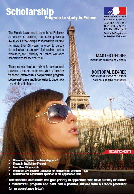 french-schoolarship